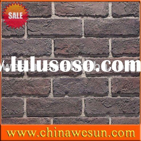 Eco-Friendly Culture Cement Wall Facing Brick Tile (Customized Colors)