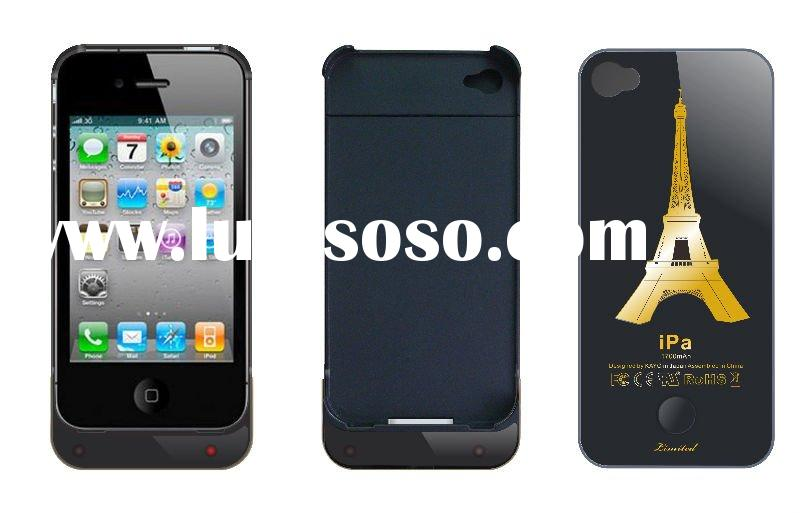External/Backup Battery Power Supply for iphone 4