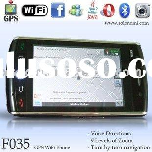 F035 dual sim GPS TV WiFi JAVA mobile phone