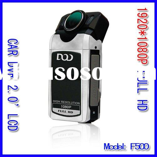 F500 Mini FULL HD 1920*1080P 30fps Portable DVR Car camcorder