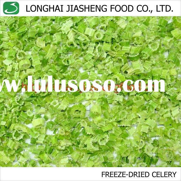 FD Celery Cut, Natural Vacuum Freeze Dried Vegetables/Spices