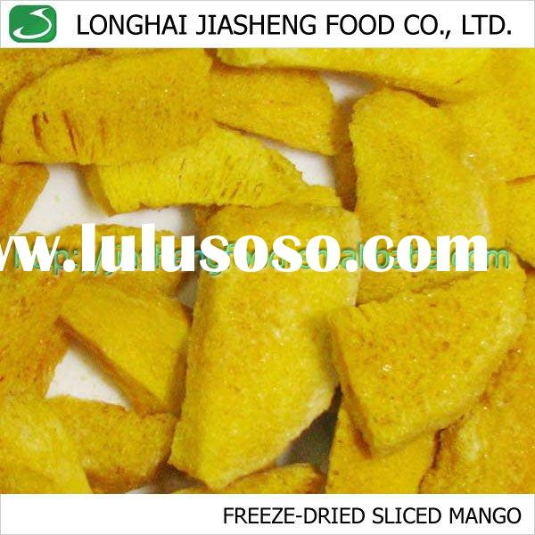 FD Mango Slice, Natural Tropical Fruit Crispy chips snack
