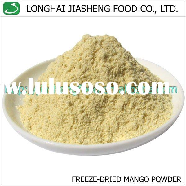 FD Mango powder, Natural Vacuum Freeze-dried Tropical Fruits pure