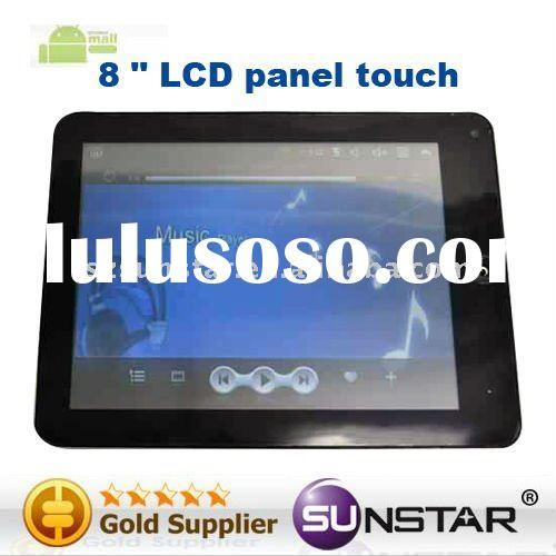 Factory price!!! 3G Tablet 8inch Android 2.2 with WIFI/Bluetooth built-in
