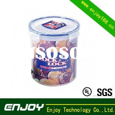 Fashionable/Colorful health food packing label/sticker