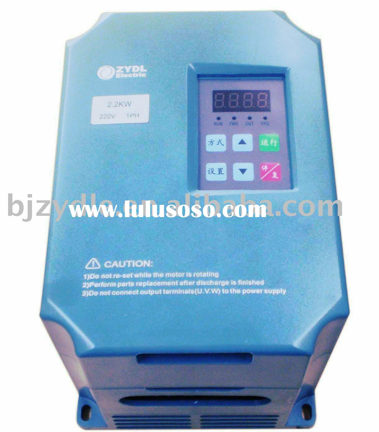 Frequency Inverter, Frequency Converter