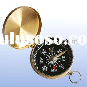 G453 Pocket Compass Made of Solid brass