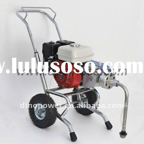 Gasoline Airless paint sprayer with HONDA engine powered