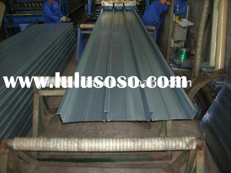 HIGH STRENGTH GALVANIZED CORRUGATED SHEET METAL ROOFING
