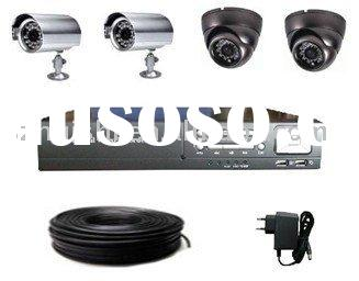 H.264 3G mobile office/Home DVR security system