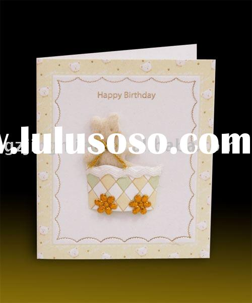 Handmade Funny Happy Birthday Cards