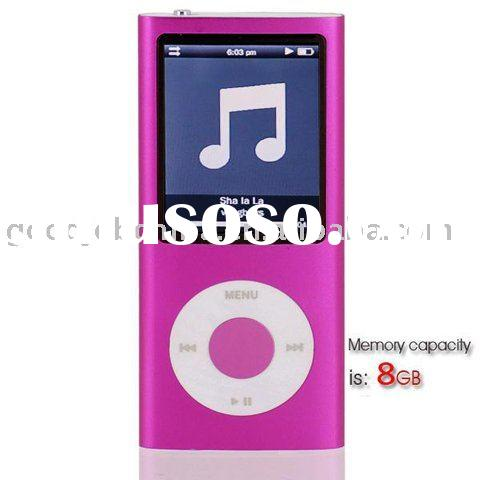 High Quality Exquisite 8GB MP4 Player
