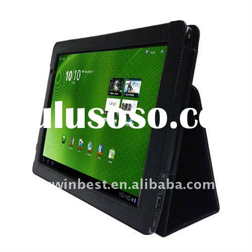High Quality Leather Case for Tablet Acer a500