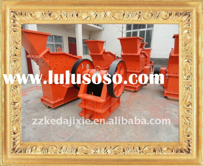 High efficiency and unique design rock stone crusher