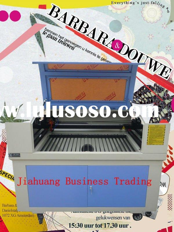 High precision 9060 laser cnc router with factory price