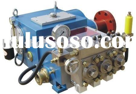 High pressure pump , triplex plunger pump, high pressure water pump,