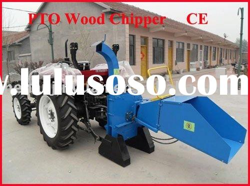 Hot Sale PTO Wood Chipper for tractor