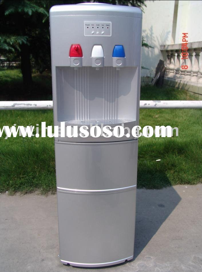 Ice Maker with Water Dispenser,bottled water ice maker, ice maker with hot cold water