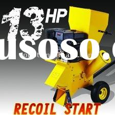Industrial pto wood chipper forestry machinery