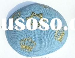 Kipa Hat with Embroidery