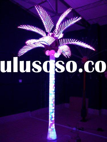 LED Coconut tree light for decoration