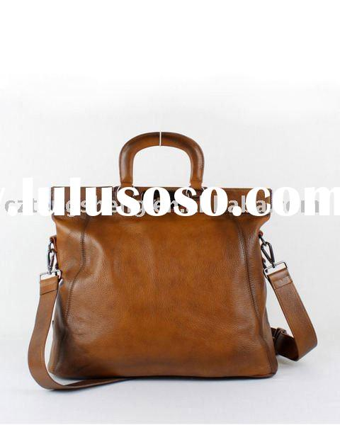 MOQ1- Real Leather ladies Bags Handbags Fashion Designer No.YZ-8002