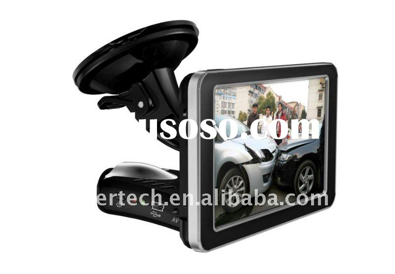 Manufacture SD card video recorder,Car DVR with radar and GPS,with radar function,with speaker