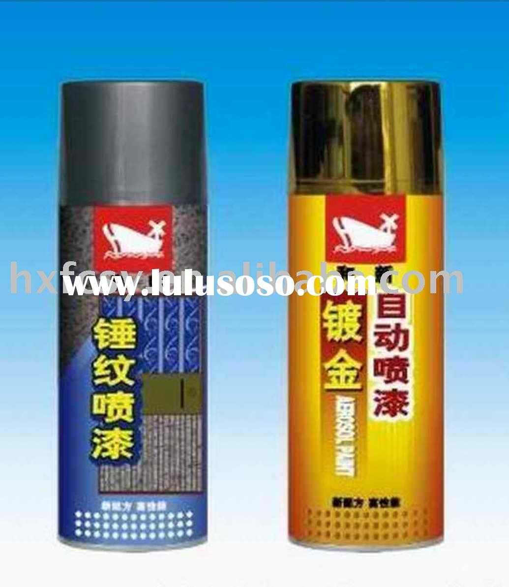Manufacturer of spray paint,aerosol paint,welcome OEM order
