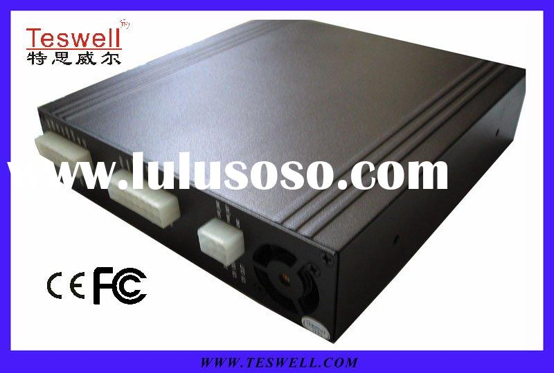 Mobile DVR with MPEG-4 Compression and 12V DC Power Output power to the camera