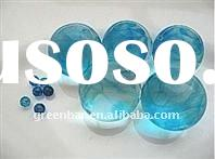 New Air freshener materials--water beads for car aromatherapy,car air freshener, car fragrance