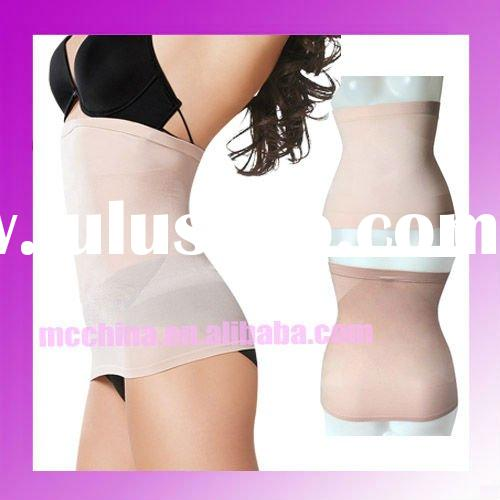 New Slimming Waist Belt Invisible Tummy Trimmer Body Shaper Girdle