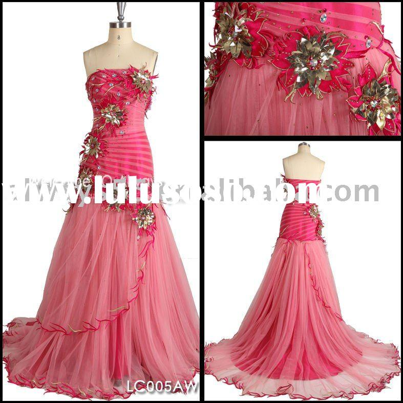 New style hot sale zuhair murad evening dress 2011 lc005aw