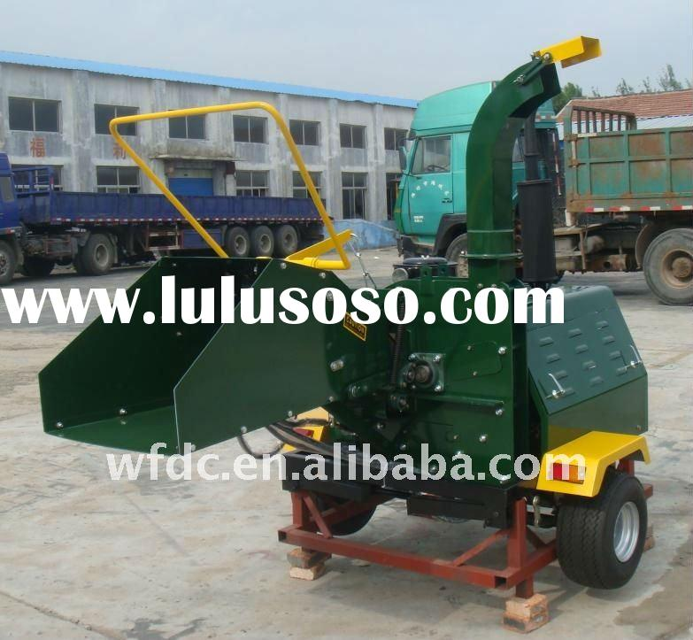 New style wood chipper shredder WC-22H with CE