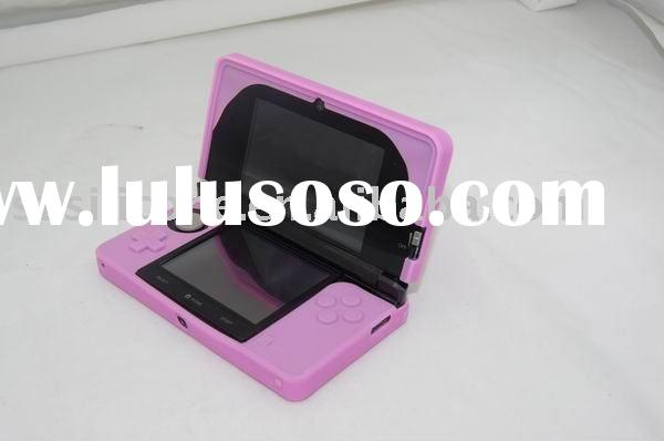 Newest silicone case for Nintendo 3ds