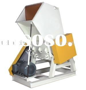 PET,PP,HDPE plastic bottle crusher