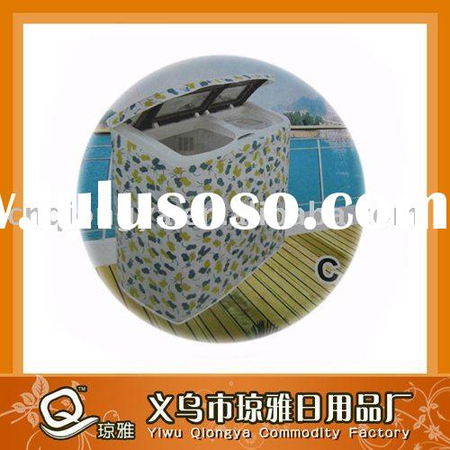 PE washer dust cover
