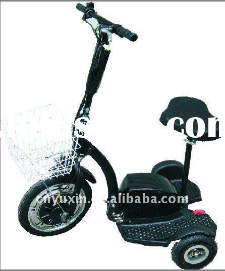 PTV,seg-way,3 wheel mobility scooter,electric tricycle,handicapped scooter YXEB-712A