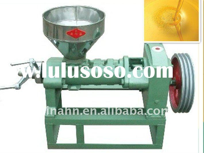 Palm kernel oil press machine / olive oil press prices / cold press screw oil press