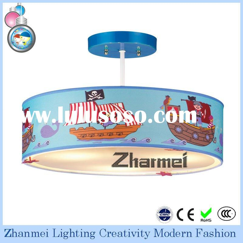 Pirate Ship Modern Pendant Ceiling Lamp