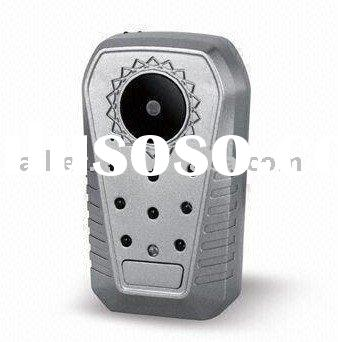 Portable Mini DVR, with AVI Recording Format and 640 x 480 Pixels Recording Resolution Waterproof/We
