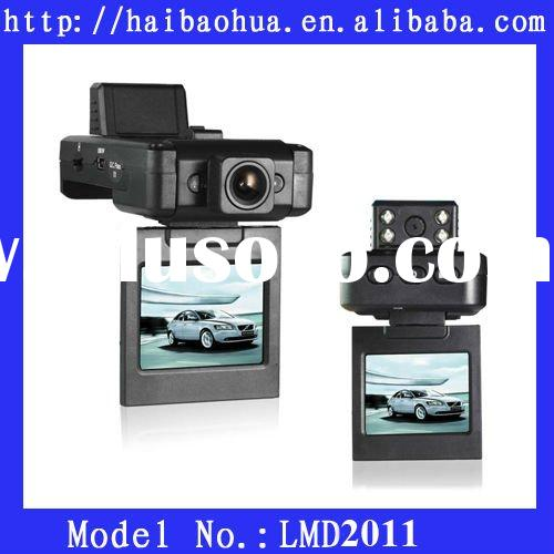 Portable and high definition car DVR Recorder LMD2011