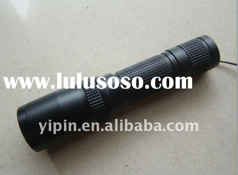 Projector small powerful led flashlight torch