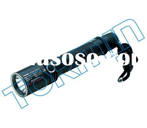 Rechargeable CREE LED Police Torch Light