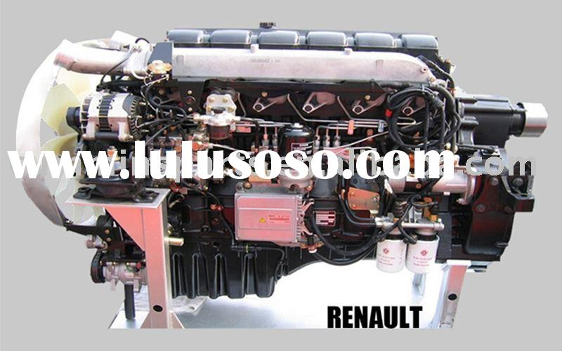 Renault Engine Assembly