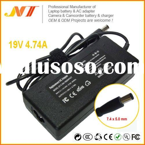 Replacement Laptop AC Adapter For HP 418873-001 463955-001 19V 4.74A