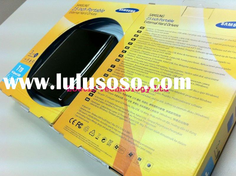 Samsung S2 Portable (2.5'' USB 2.0 ) 1TB External HDD