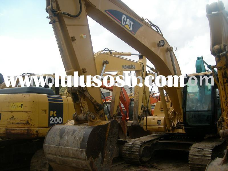 Second-Hand caterpillar 320C excavator for sell (excavator Second-Hand excavator construction machin