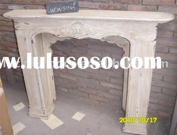 Shabby Chic Antique Fireplace Mantels For Sale Price China Manufacturer Supplier 422331