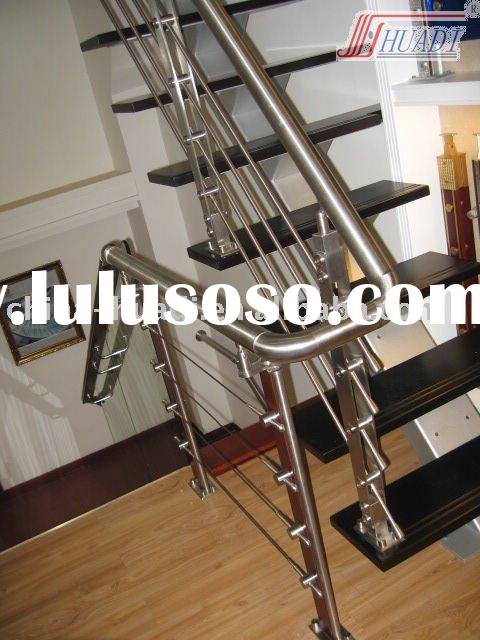 Stainless Steel Portable Stairs