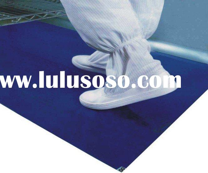 Strong Adhesive Coating Electrically Conductive Anti-Fatigue Mat